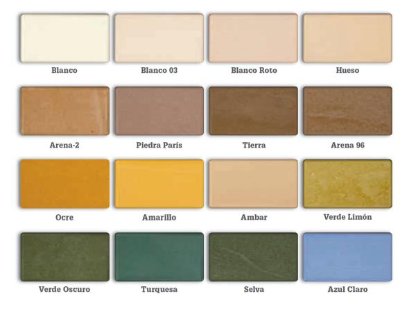 Microcemento en jaen - Colores de microcemento ...